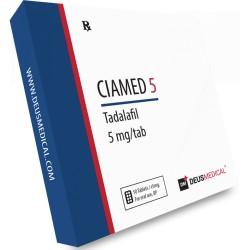 CIAMED 5, Tadalafil