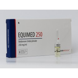 EQUIMED 250, BOLDENONE UNDECYLENATE